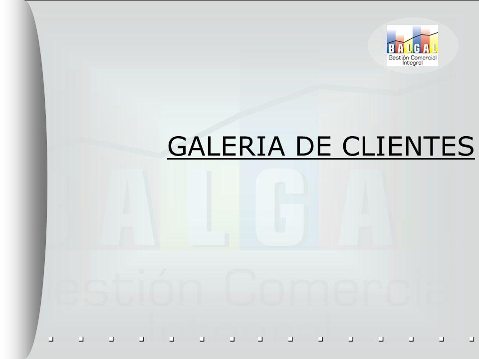 GALERIA DE CLIENTES