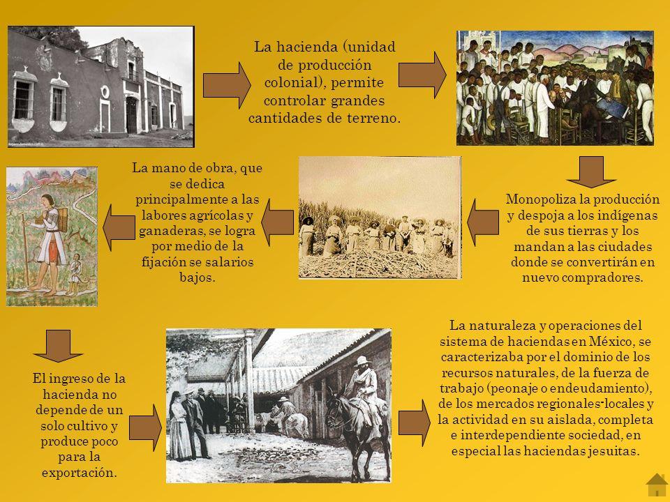 SANTA LUCÍA: Vecinos, gente del exterior, capital e impuesto para la Corona Casa Principal de Sta.