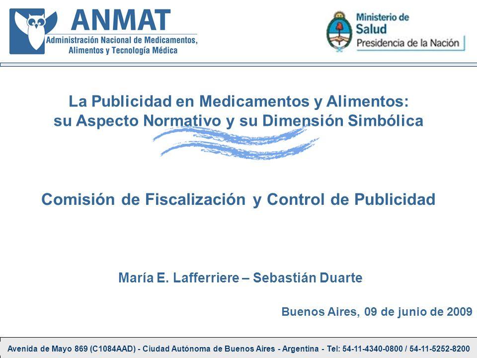 Objetivo ANMAT Decreto de Creación 1490/92 Controlar y fiscalizar la calidad y seguridad de los productos que se comercializan a nivel nacional o importados, destinados al cuidado y reestablecimiento de la salud humana