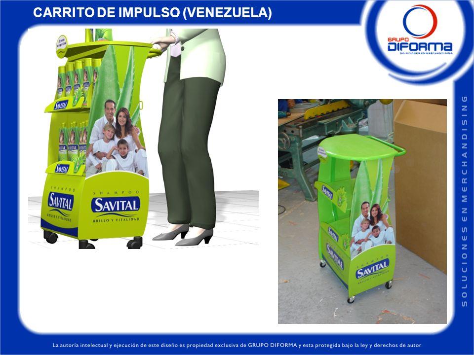 CARRITO DE IMPULSO (VENEZUELA)