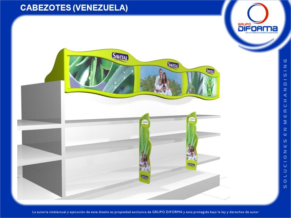 CABEZOTES (VENEZUELA)