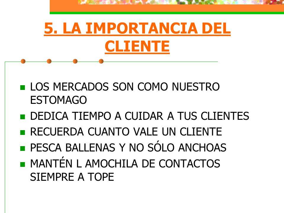 6.LA IMPORTANCIA DE LA GESTIÓN PROFESIONAL. I.
