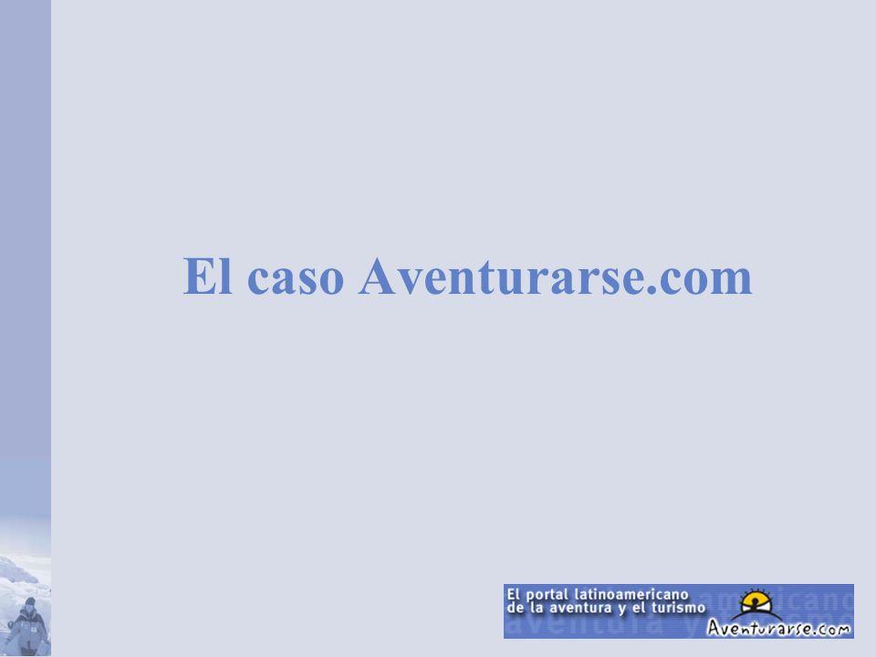 El caso Aventurarse.com