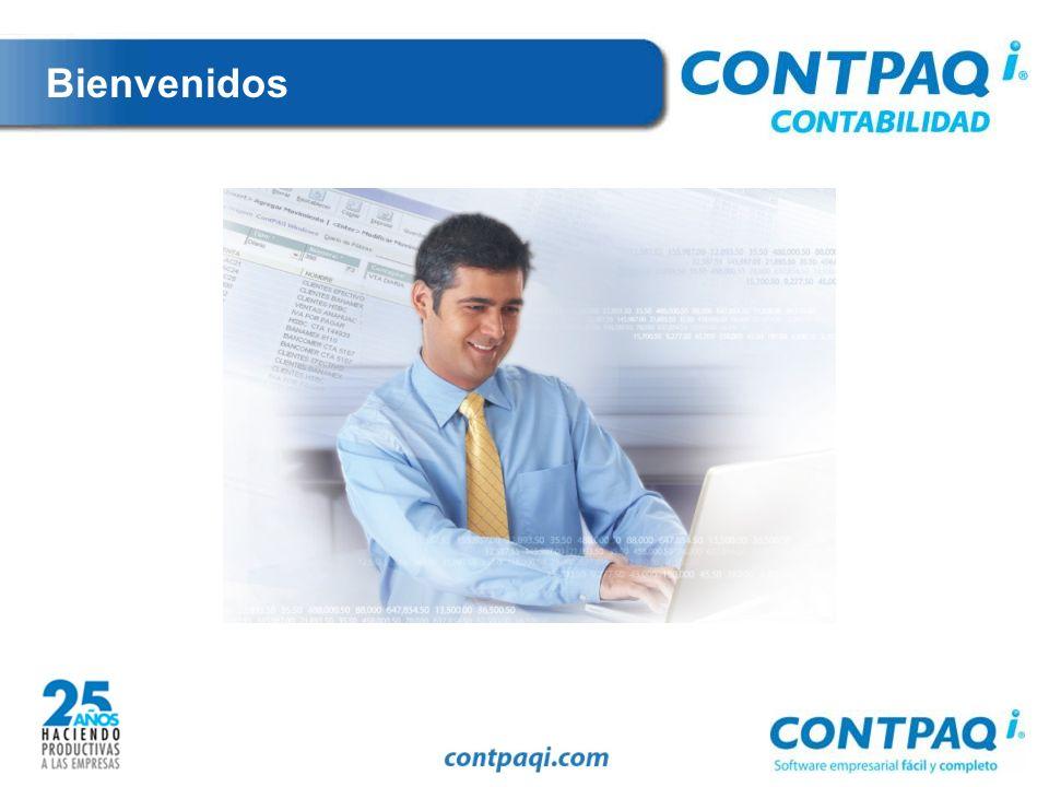 Somos CONTPAQ® i creadores del software empresarial fácil y completo que mejora la productividad de las empresas micro, pequeñas y medianas.