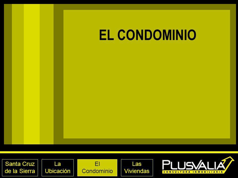 EL CONDOMINIO Santa Cruz de la Sierra La Ubicación El Condominio Las Viviendas