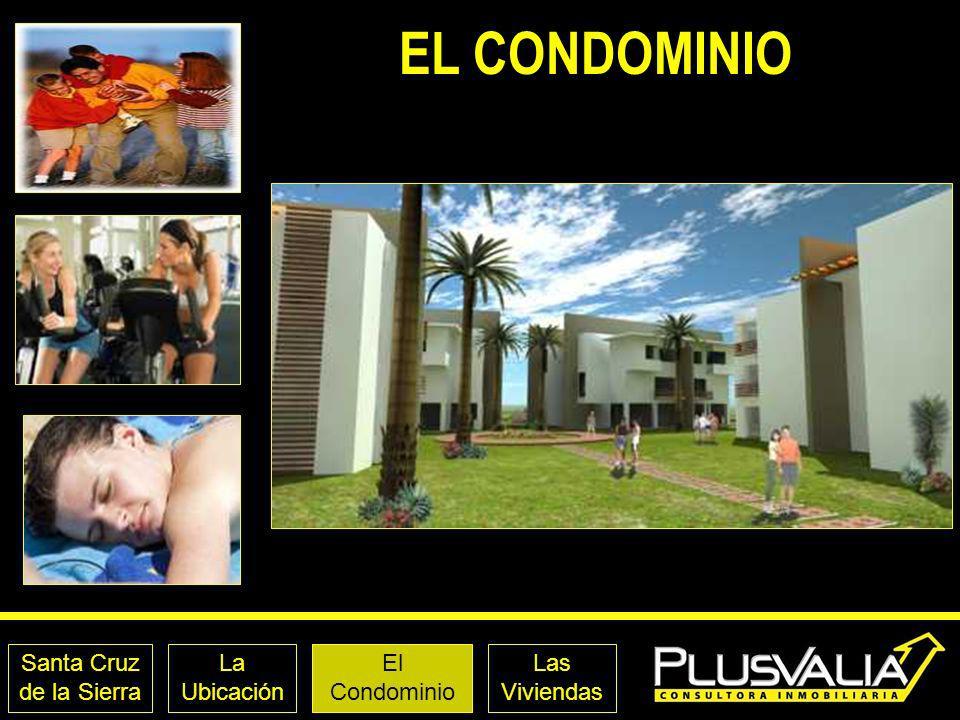 Santa Cruz de la Sierra Las Viviendas EL CONDOMINIO La Ubicación El Condominio