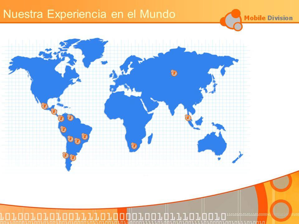 Presencia en Latinoamérica Con filiales del Grupo y partners de negocios en toda América, brindando presencia y soporte local a cada uno de nuestros clientes.