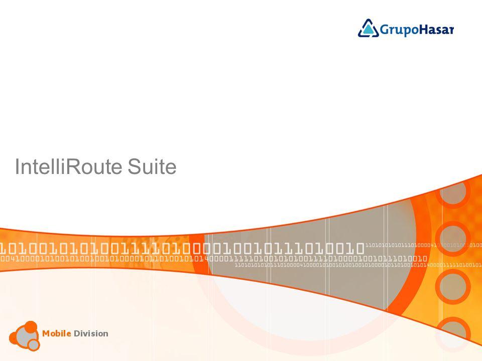 IntelliRoute Suite