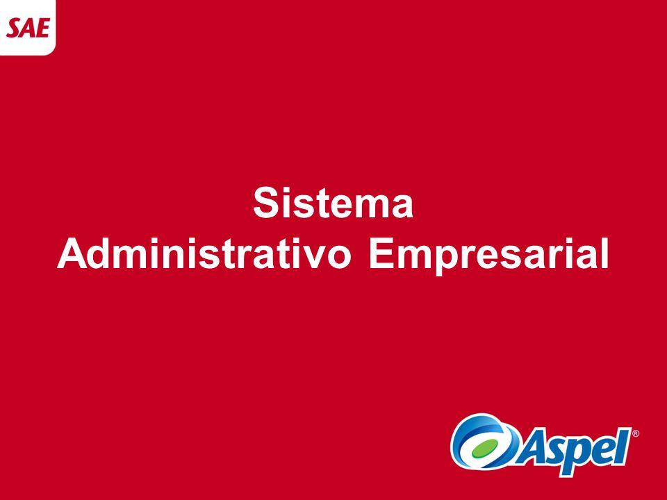 Sistema Administrativo Empresarial