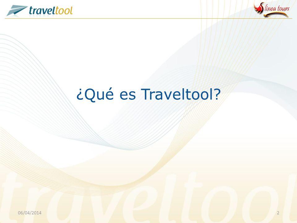2 ¿Qué es Traveltool?