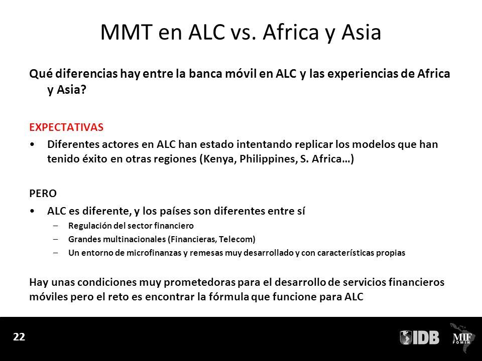 22 MMT en ALC vs.