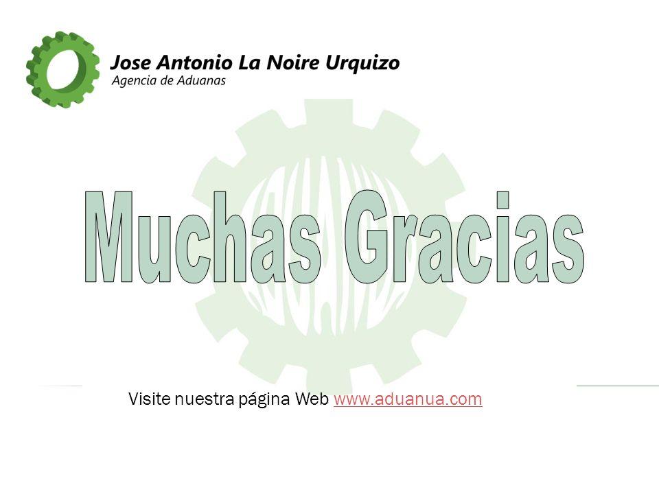 Visite nuestra página Web www.aduanua.comwww.aduanua.com