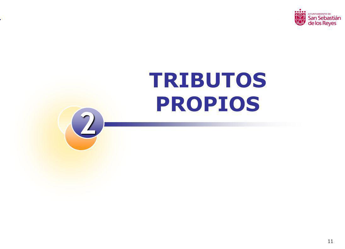 11 TRIBUTOS PROPIOS 2