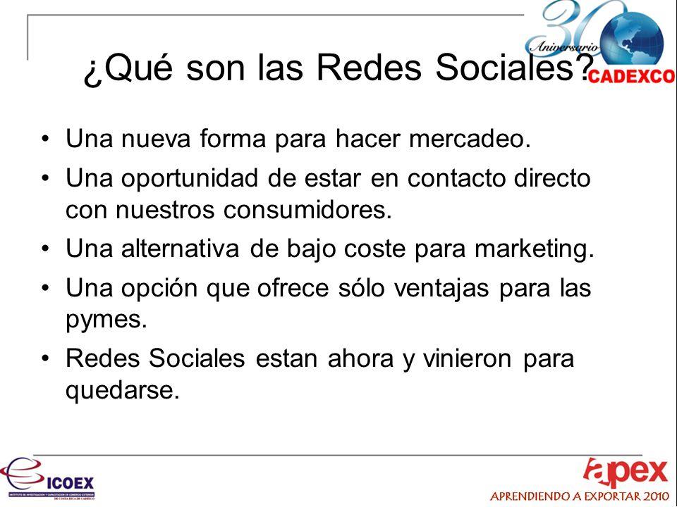 ¿Qué son las Redes Sociales? Revolución del Social Media (link).link Video.