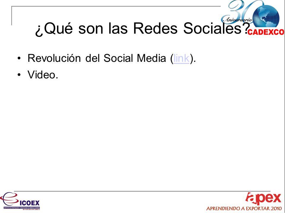 Redes Sociales en Costa Rica El uso de internet y redes sociales ha aumentado más de 300% en menos de diez años.