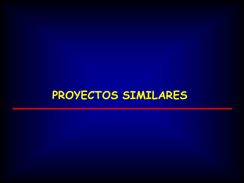PROYECTOS SIMILARES