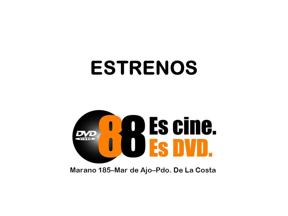 ESTRENOS Marano 185–Mar de Ajo–Pdo. De La Costa