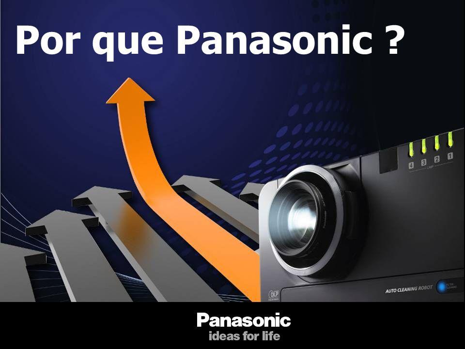 Por que Panasonic ?