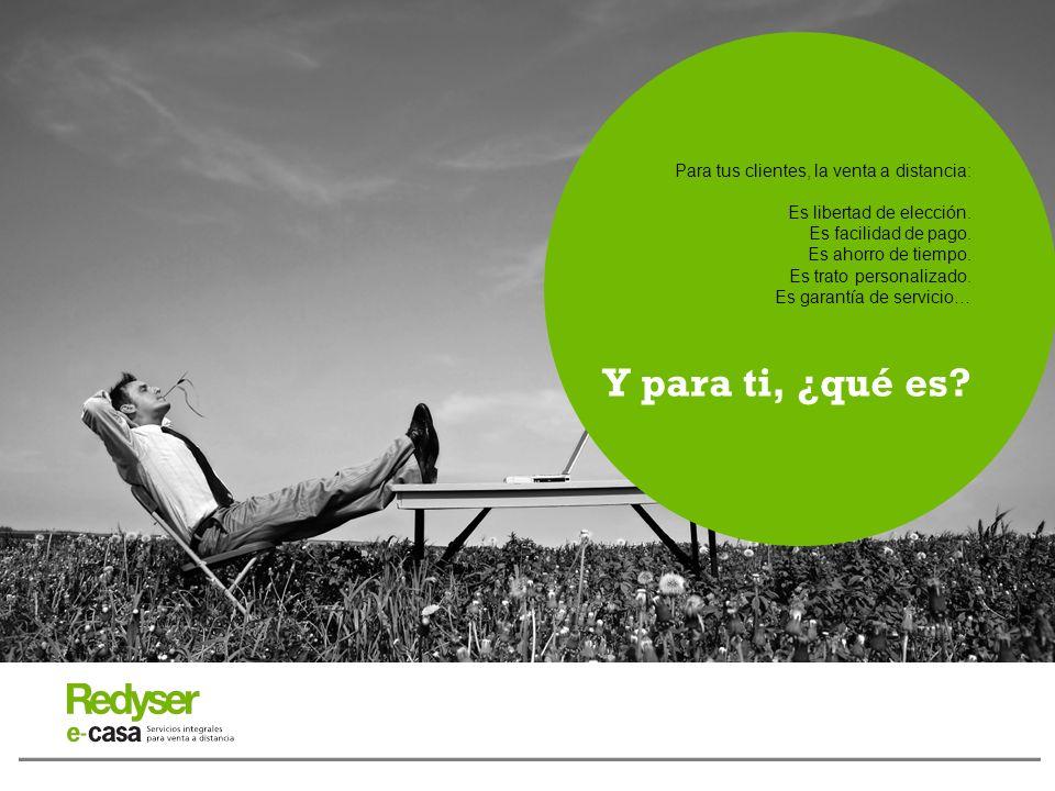 SERVICIOS Tienda on-line Estamos donde está tu negocio.