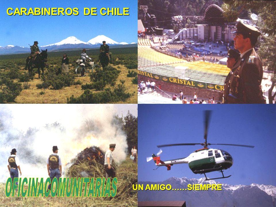 CARABINEROS DE CHILE UN AMIGO……SIEMPRE