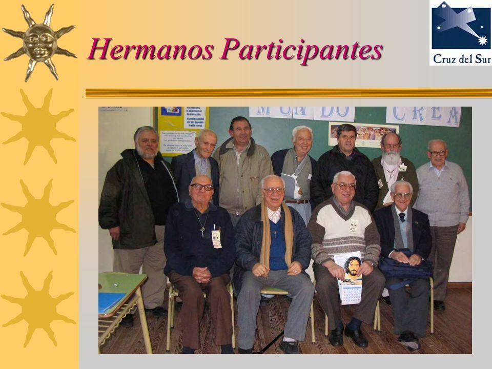 Hermanos Participantes