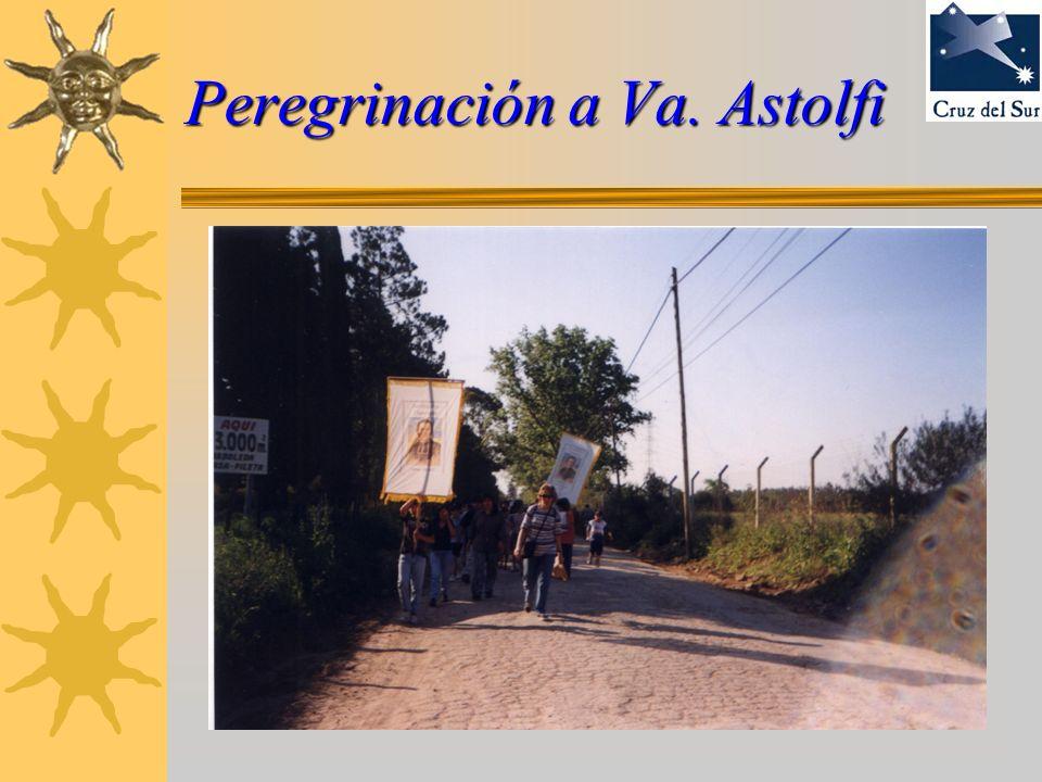 Peregrinación a Va. Astolfi