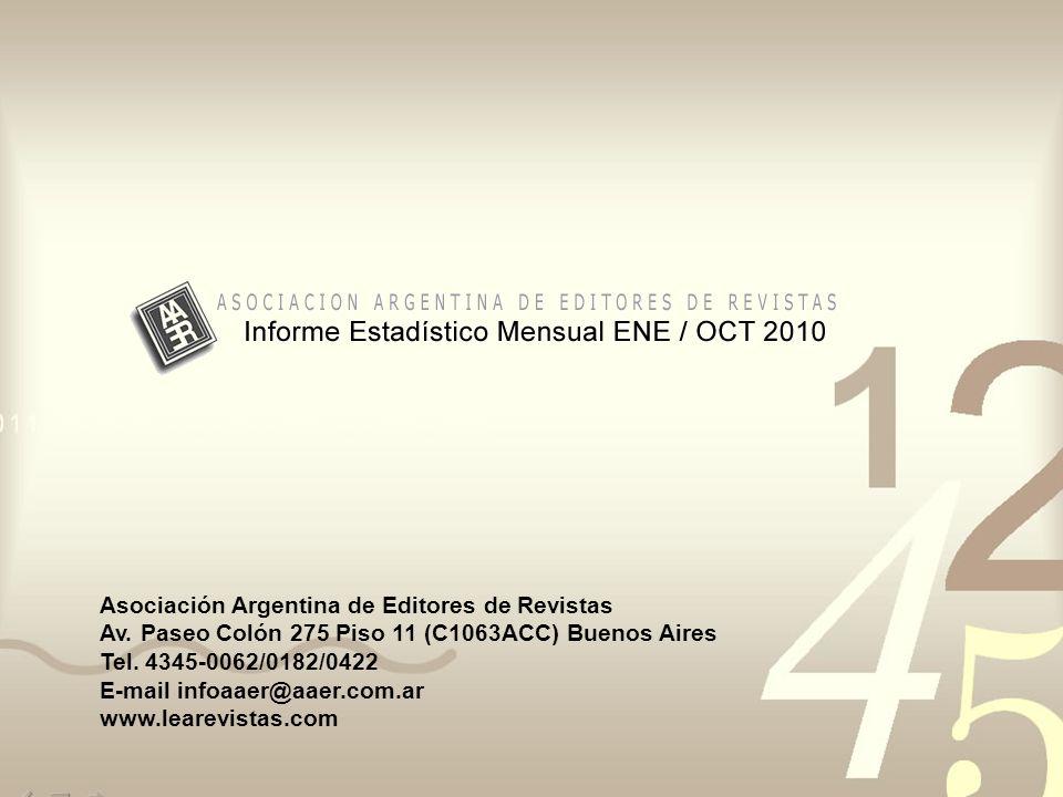 Asociación Argentina de Editores de Revistas Av.