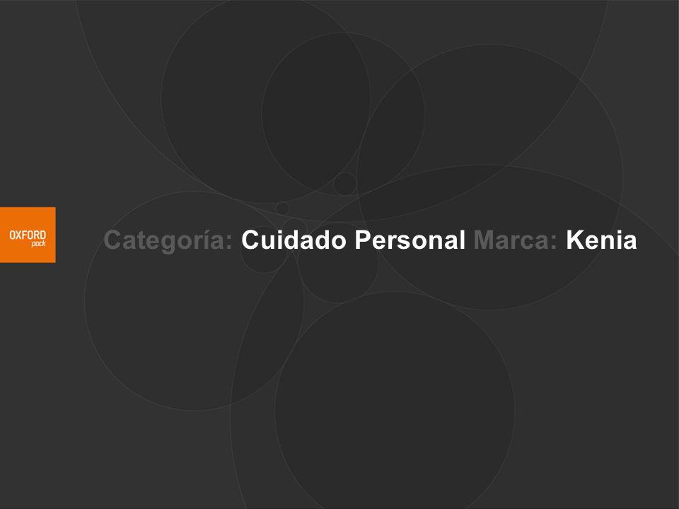 Categoría: Cuidado Personal Marca: Kenia