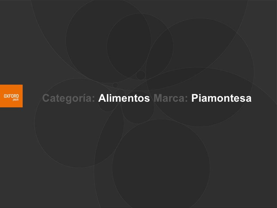 Categoría: Alimentos Marca: Piamontesa