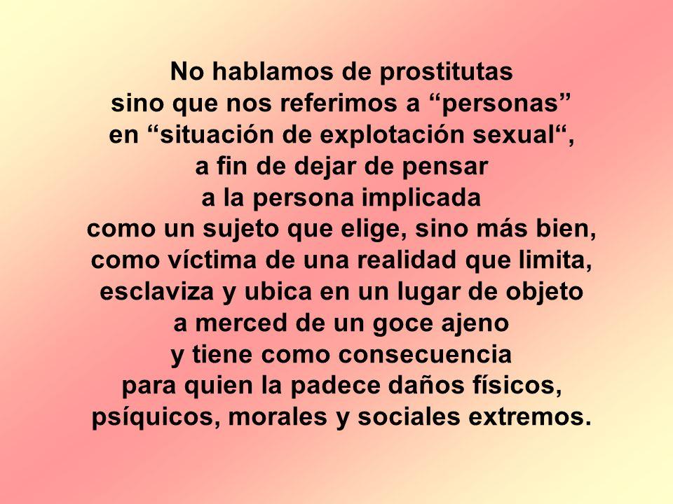 Argentina es un país de origen, tránsito y destino de NNyA víctimas de trata de personas con fines de explotación sexual.