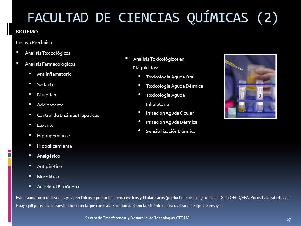 BIOTERIO Ensayo Preclínico Análisis Toxicológicos Análisis Farmacológicos Antiinflamatorio Sedante Diurético Adelgazante Control de Enzimas Hepáticas