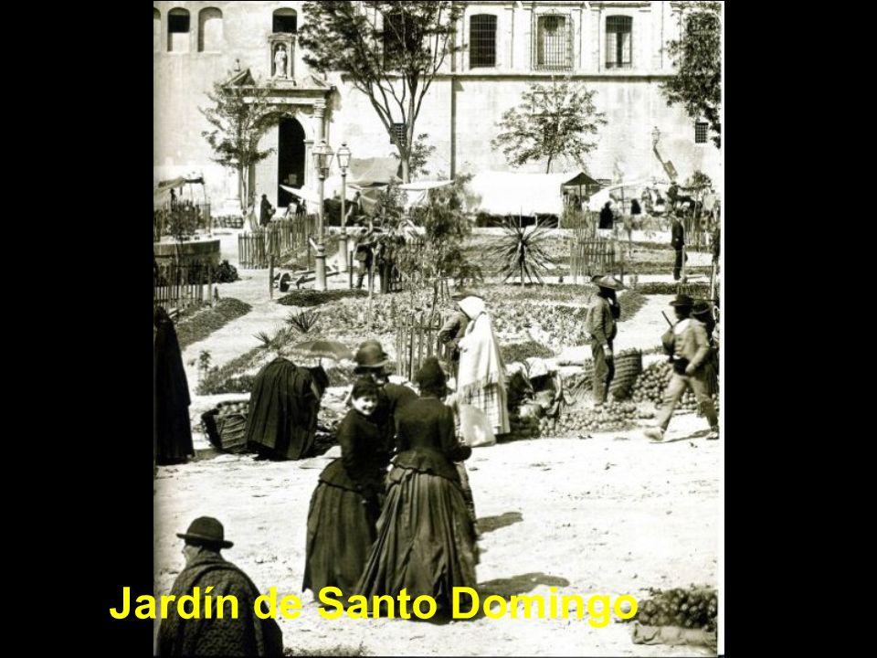 Jardín de Santo Domingo