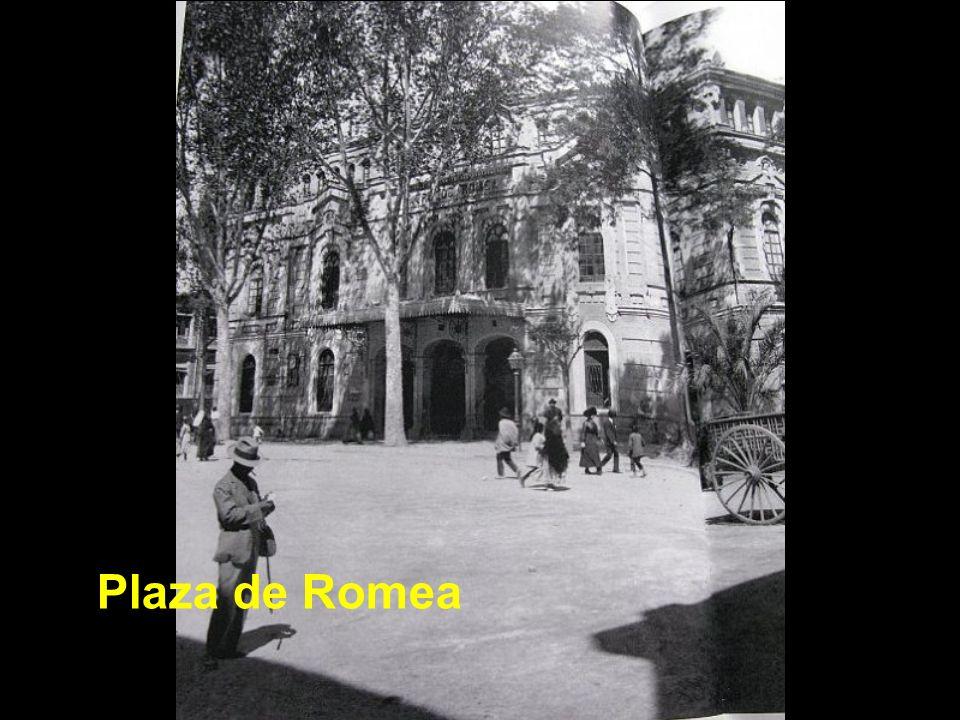 Plaza de Romea