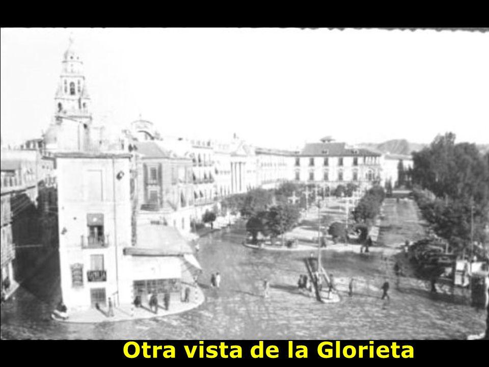 Otra vista de la Glorieta