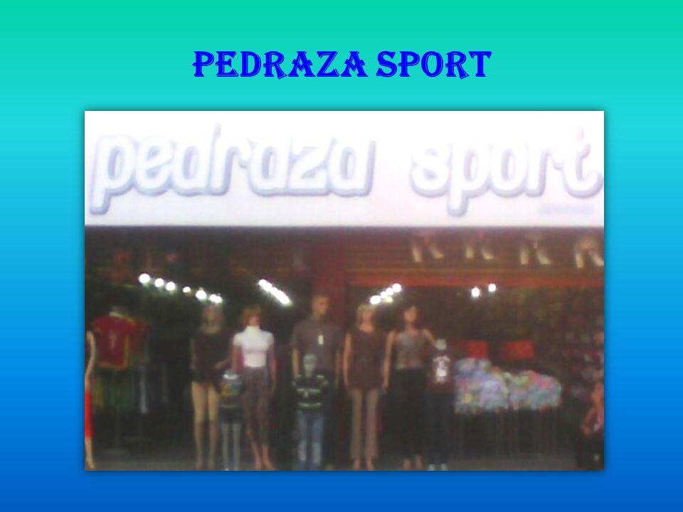 Entrevista a la empresa Información de la empresa: Pedraza sport.