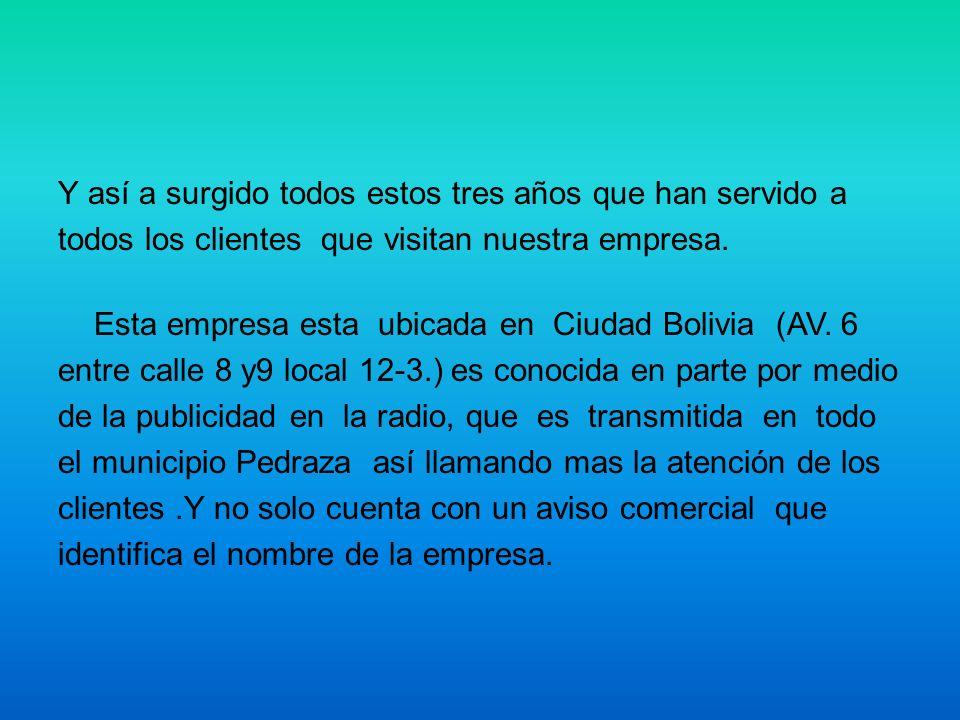 Información interna ¿Cuál es el objetivo de la empresa.