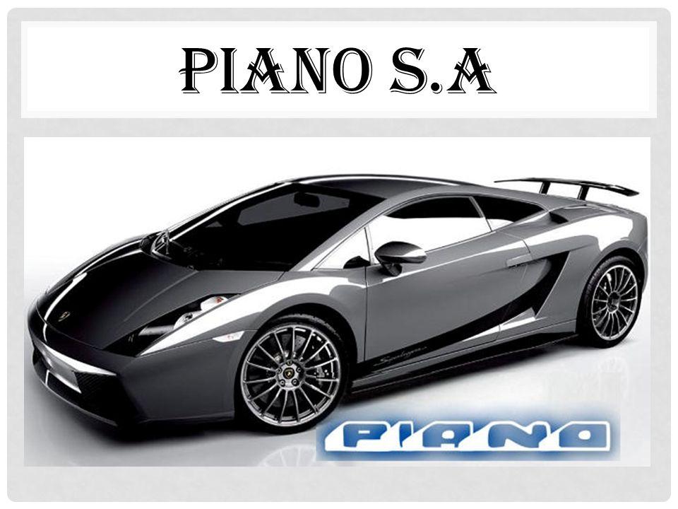 PIANO S.A