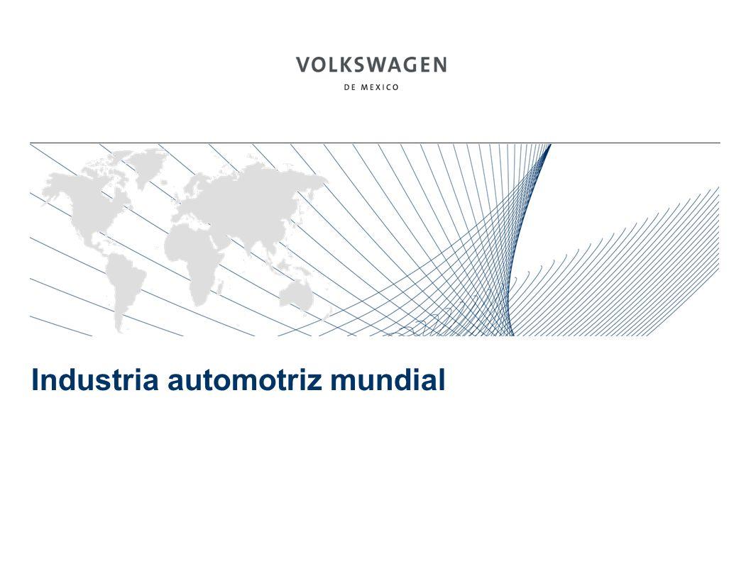 Industria automotriz mundial Imagen (foto, gráfico ó ilustración corporativa)