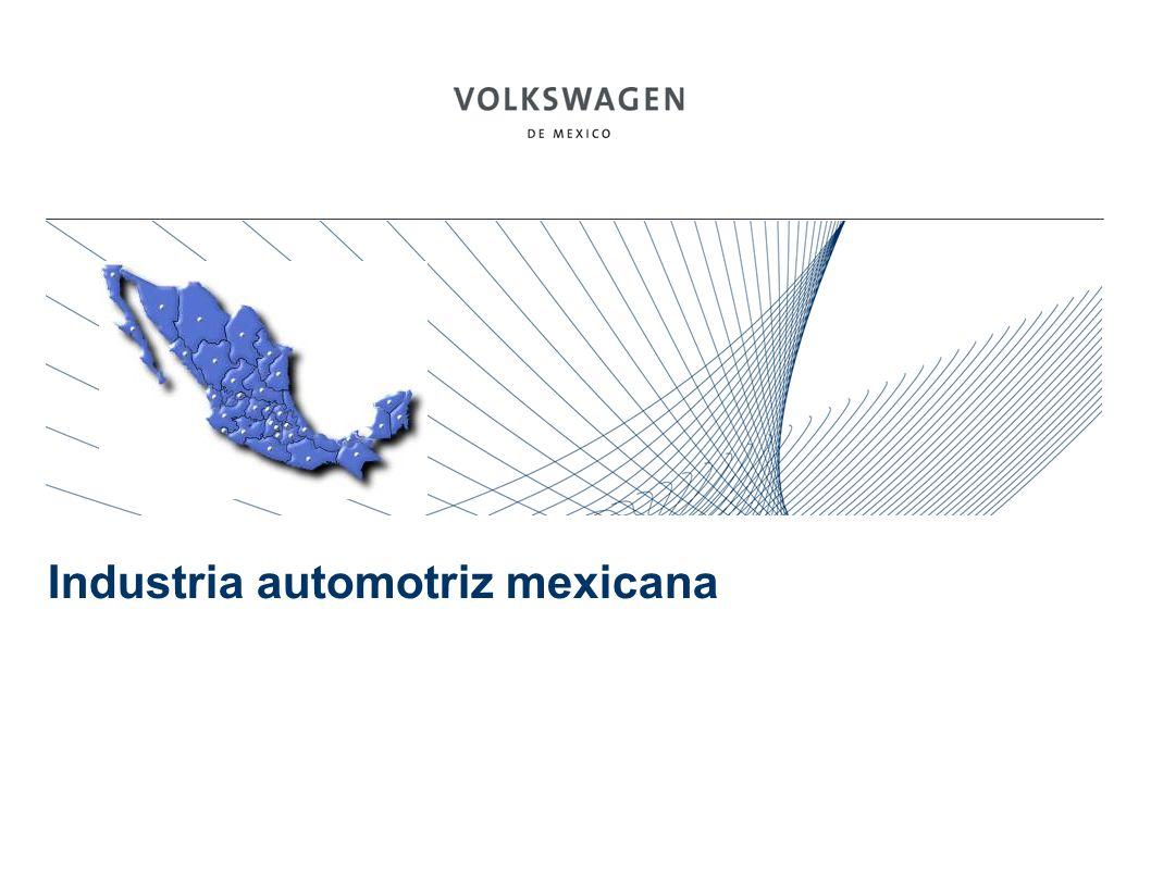Industria automotriz mexicana Imagen (foto, gráfico ó ilustración corporativa)