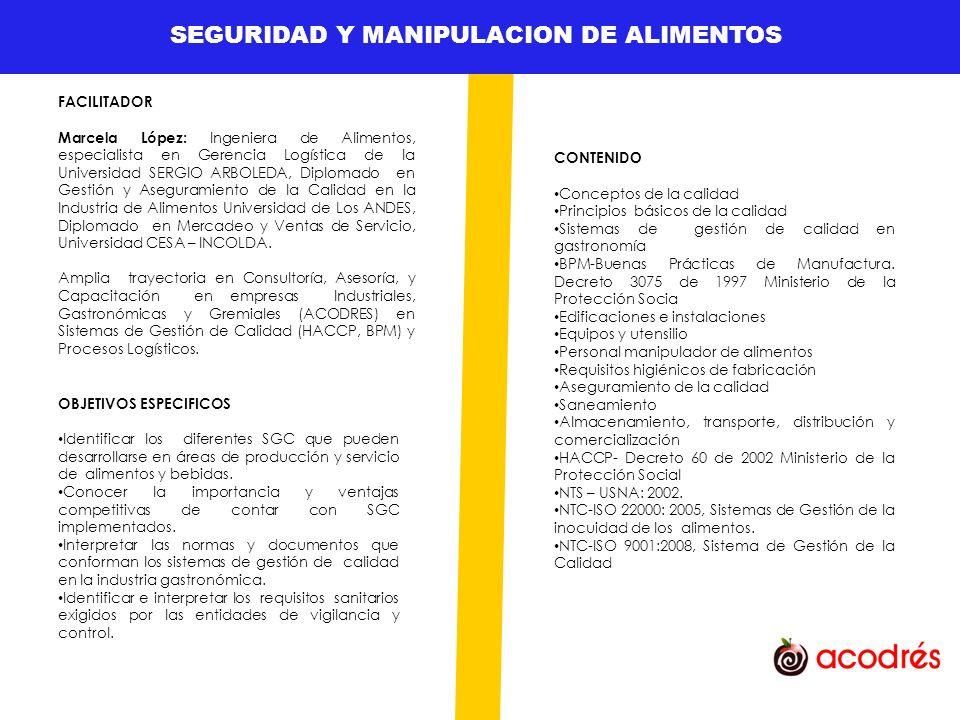 GESTION DE TALENTO HUMANO OBJETIVOS ESPECIFICOS: Estados de Resultados herramientas básicas para la toma de decisiones.
