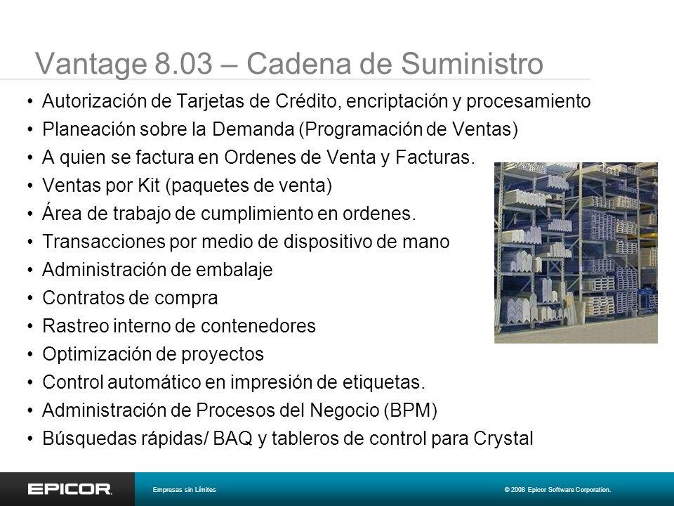 Administración de la Cadena de Suministro Inventarios en consignación de clientes y proveedores.