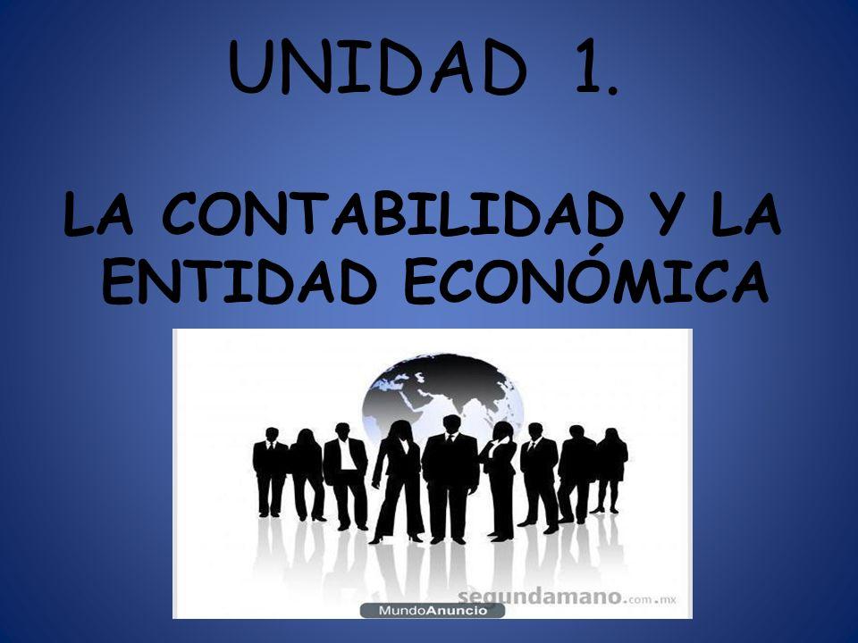 COMPETENCIA PARTICULAR Explica la importancia de la contabilidad en una entidad económica.