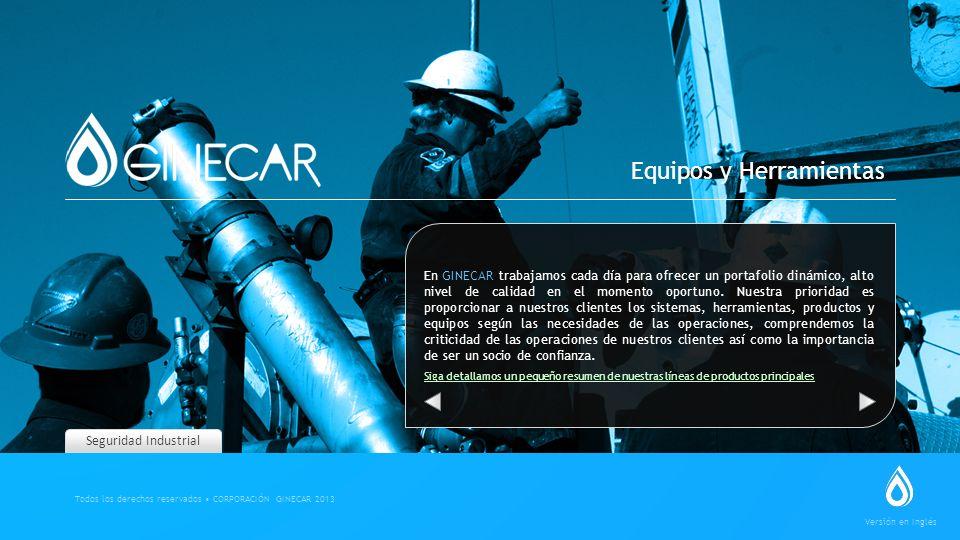 Seguridad Industrial En GINECAR trabajamos cada día para ofrecer un portafolio dinámico, alto nivel de calidad en el momento oportuno. Nuestra priorid
