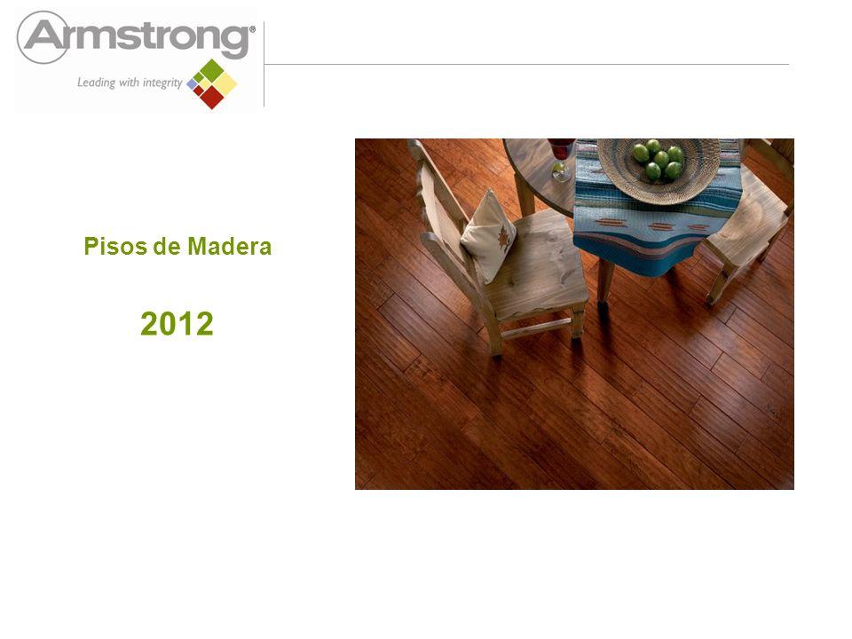 Pisos de Madera 2012