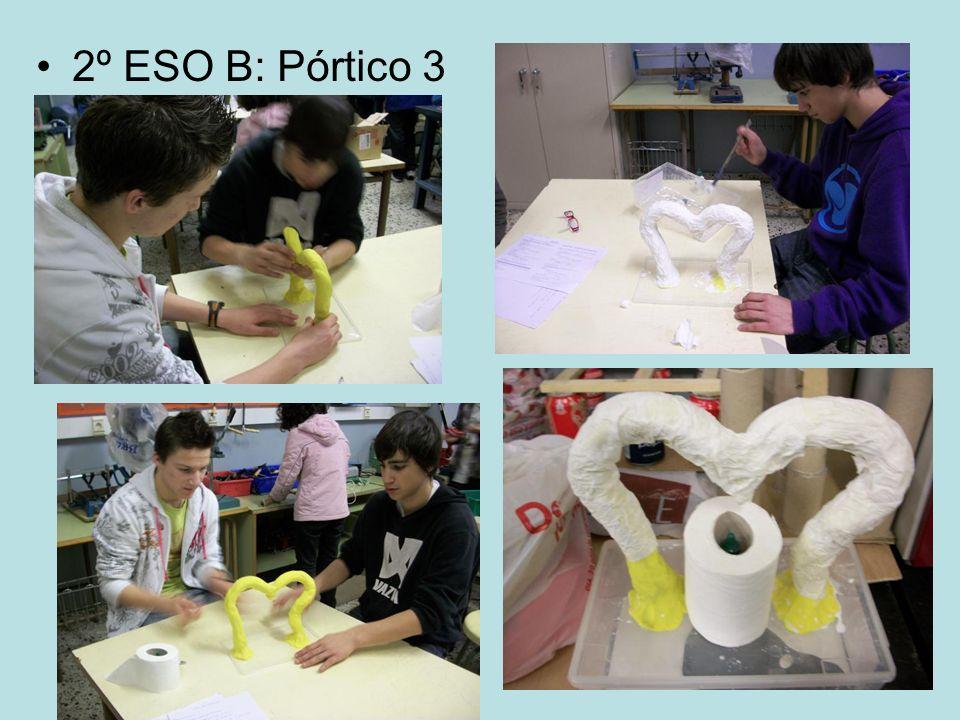 2º ESO B: Pórtico 3