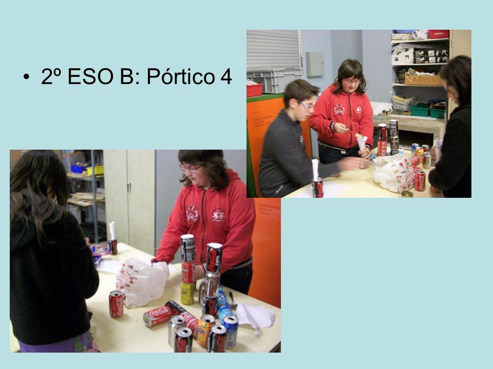 2º ESO B: Pórtico 4