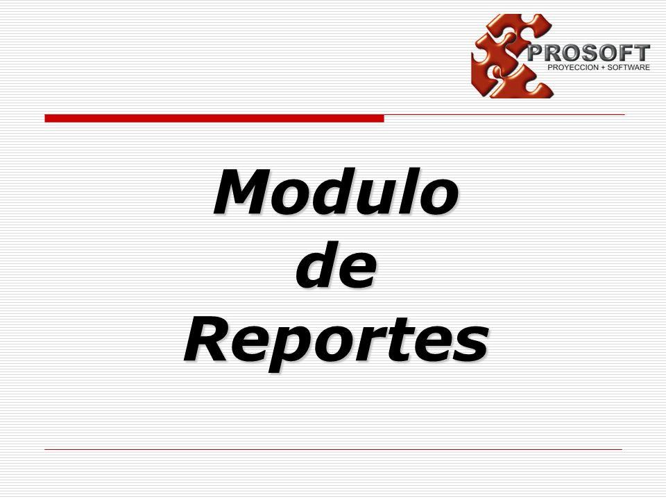 ModulodeReportes