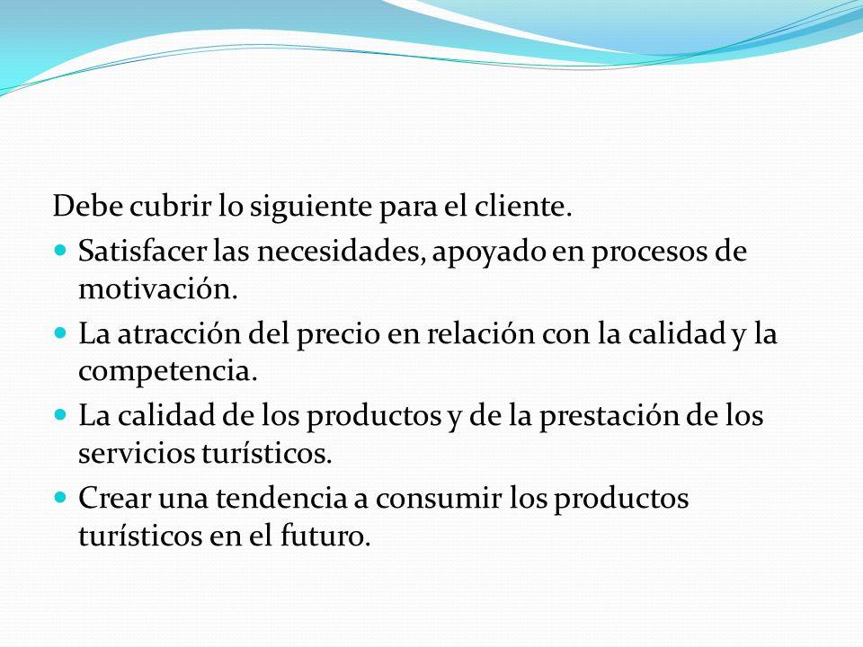 MERCADO Se basa en la oferta y demanda de productos y servicios turísticos, necesita ser estudiado en cuanto a los comportamientos psicosociales relacionados con.