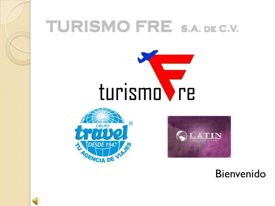 Turismo Fre, S.A.de C.V.