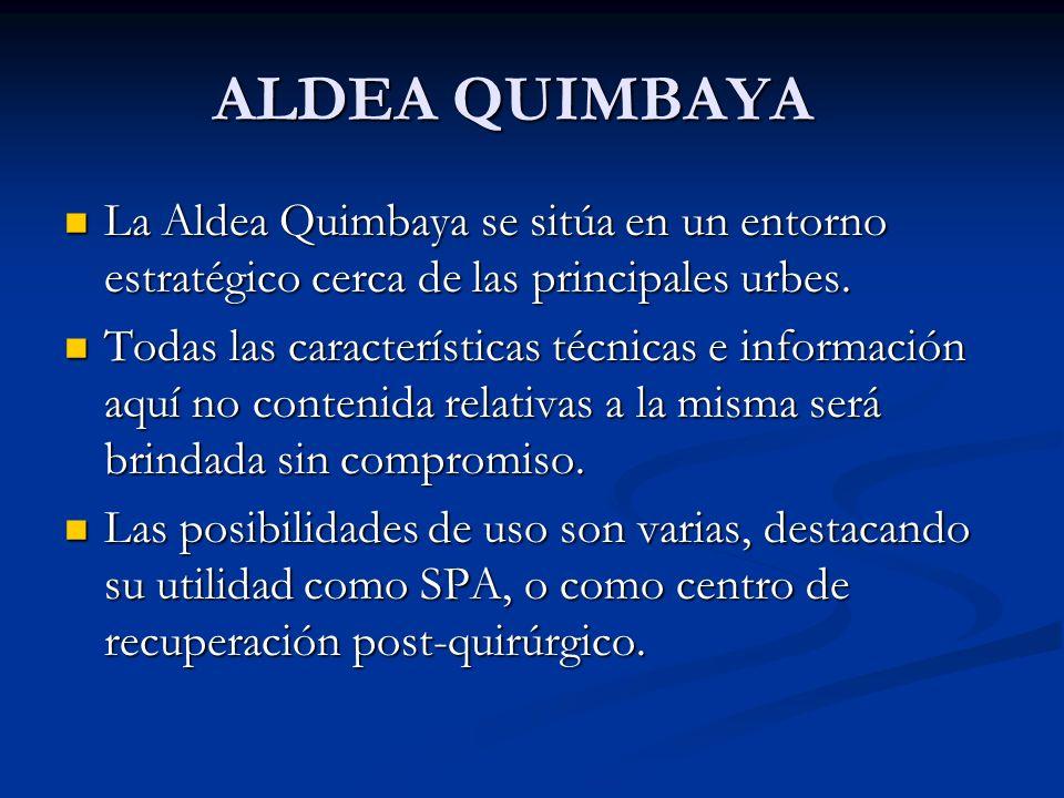 ALDEA QUIMBAYA La Aldea Quimbaya se sitúa en un entorno estratégico cerca de las principales urbes. La Aldea Quimbaya se sitúa en un entorno estratégi